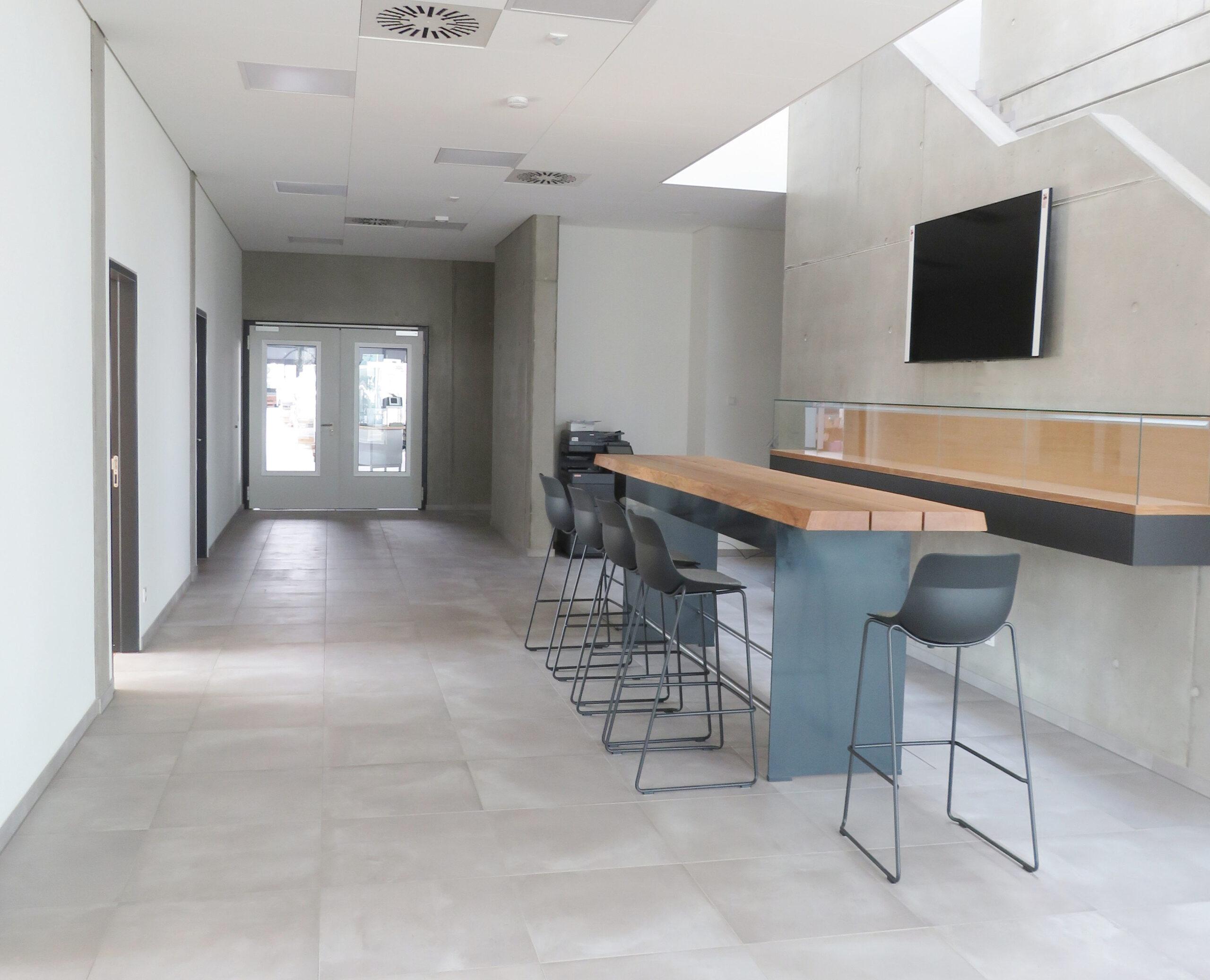 Kundenzentrum - Foyer1